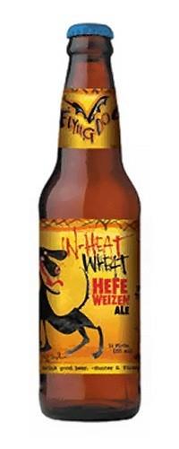 Flying Dog In-Heat Wheat Hefeweizen