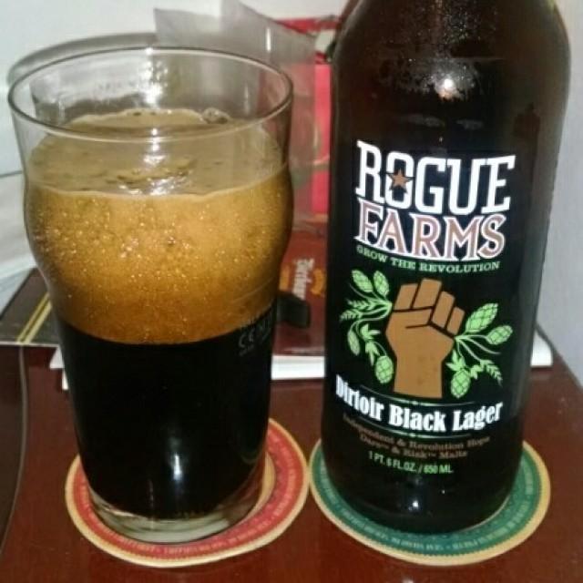 Rogue Farms Dirtoir Black Lager
