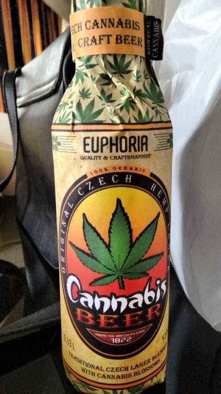 Euphoria Cannabis Beer