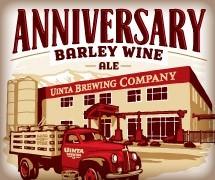 Uinta Anniversary Barley Wine