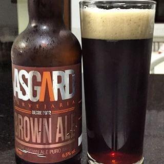 Asgard Brown Ale