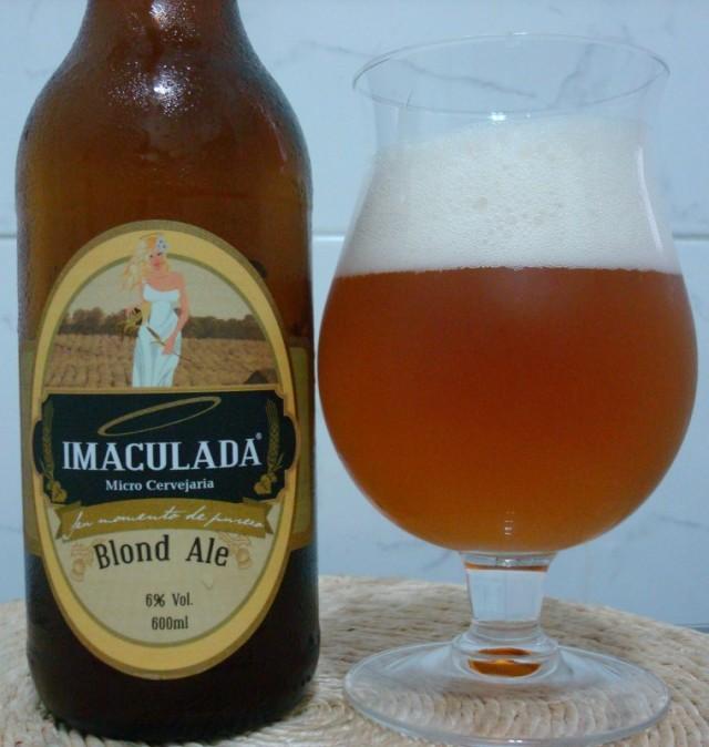 Imaculada Blond Ale