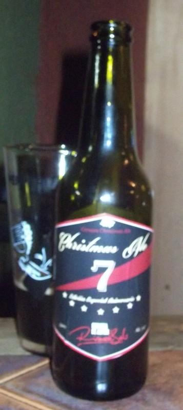 Cerveteca De Autor 7 Christmas Ale
