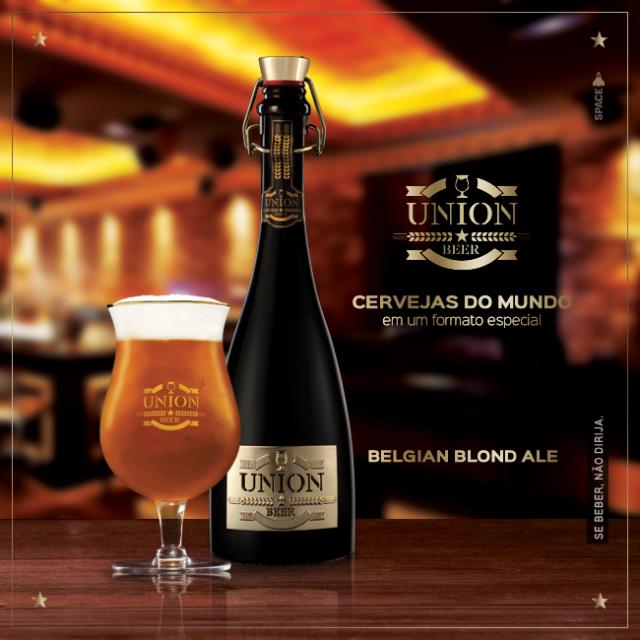 Union Beer Belgian Blond Ale