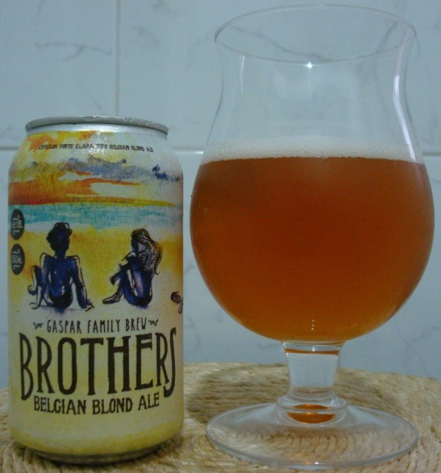 Brothers Belgian Blond Ale