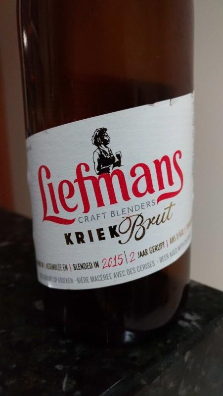 Liefmans Kriek Brut