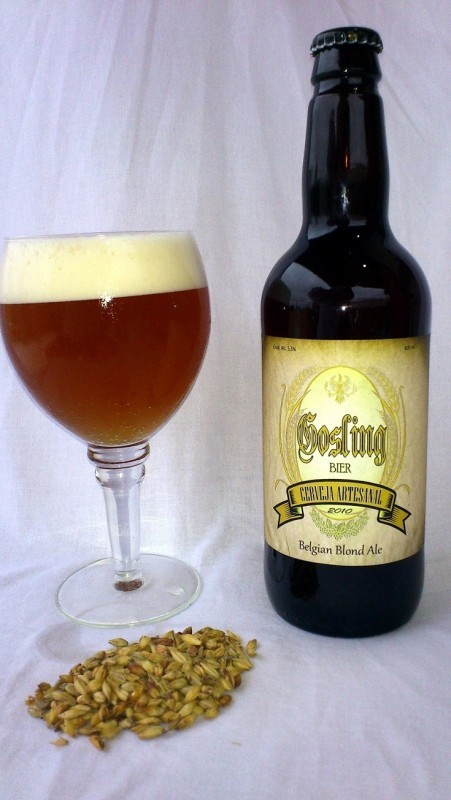 Gosling Bier Belgian Blond Ale
