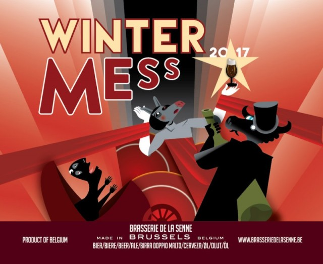 De la Senne Winter Mess