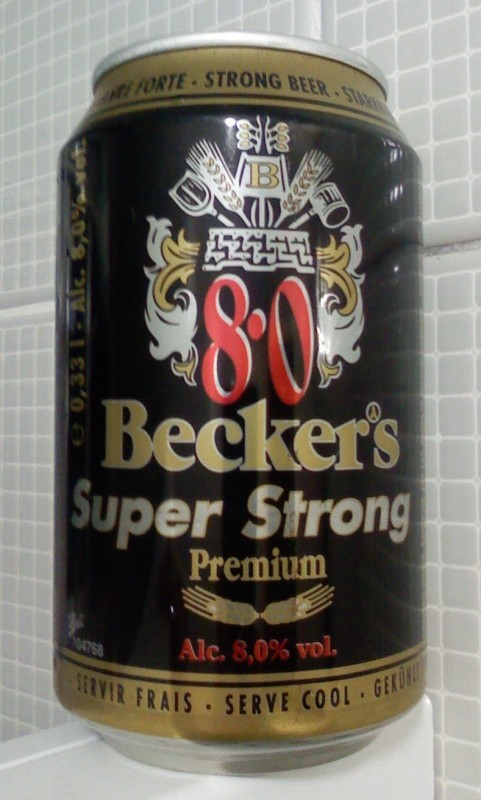 Becker's  Super Strong
