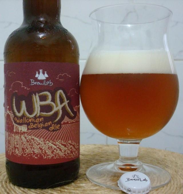 Wallonian Belgian Ale