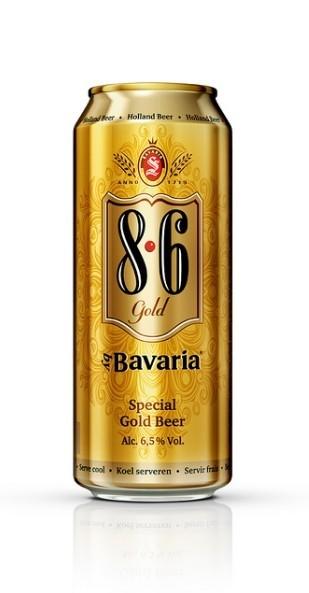 Bavaria 8.6 Special Gold Beer