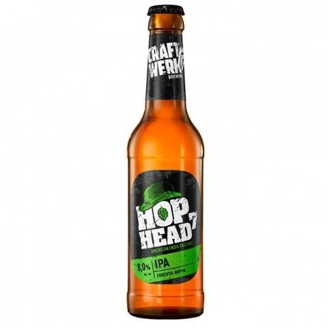 Craft Werk Hop Head IPA 7