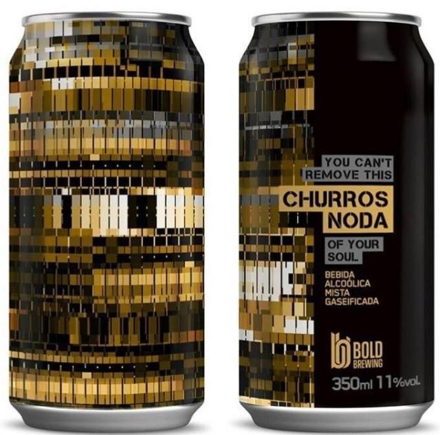 Bold Churros NODA