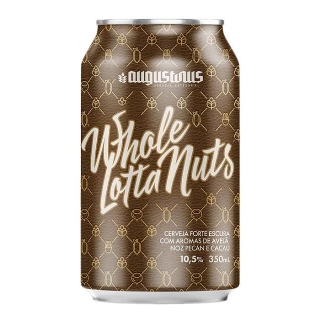 Augustinus Whole Lotta Nuts