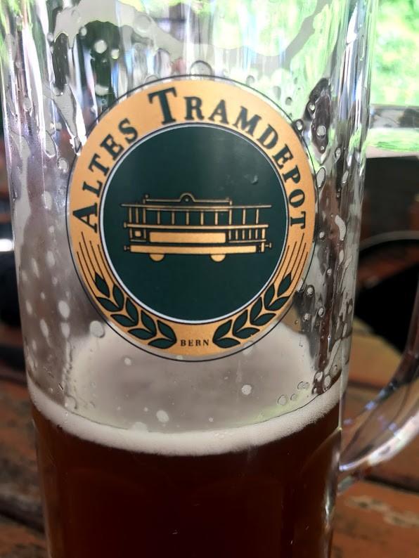 Altes Tramdepot Tram-Märzen