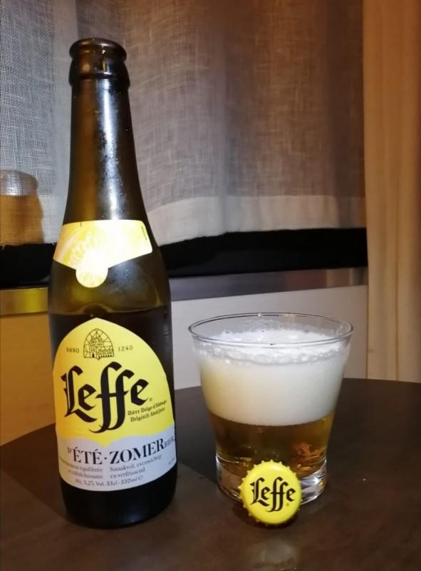 Leffe Été Zomer bier