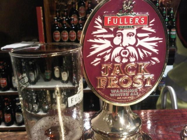 Fuller's Jack Frost