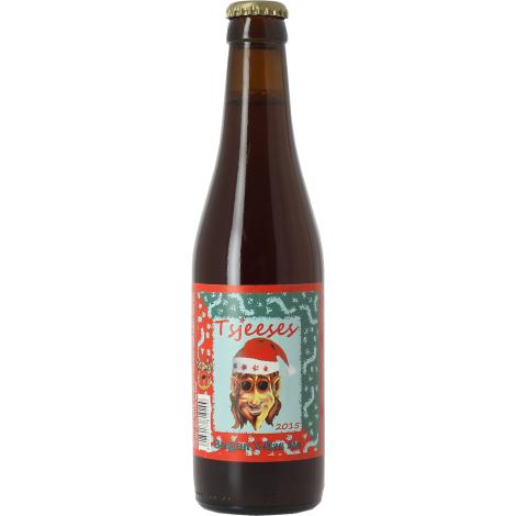 Tsjeeses - Belgian X-Mas Ale