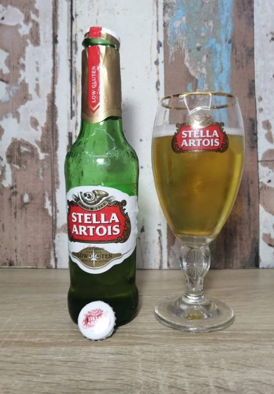 Stella Artois Low Gluten
