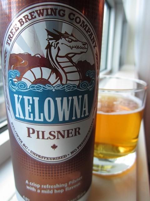 Kelowna Pilsner