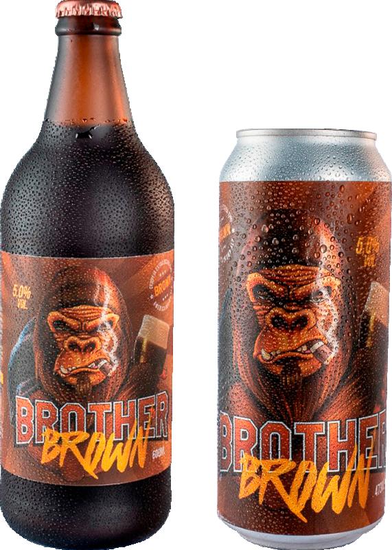 Haüs Malte Brother Brown