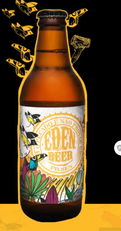Eden Beer Pilsen