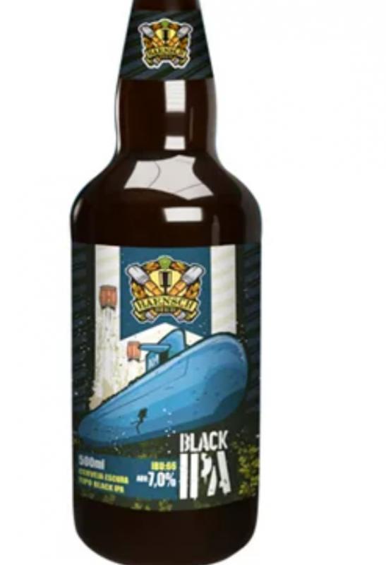 Haensch Black IPA