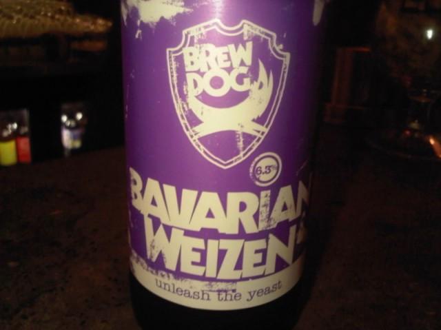 BrewDog Unleash the Yeast Bavarian Weizen