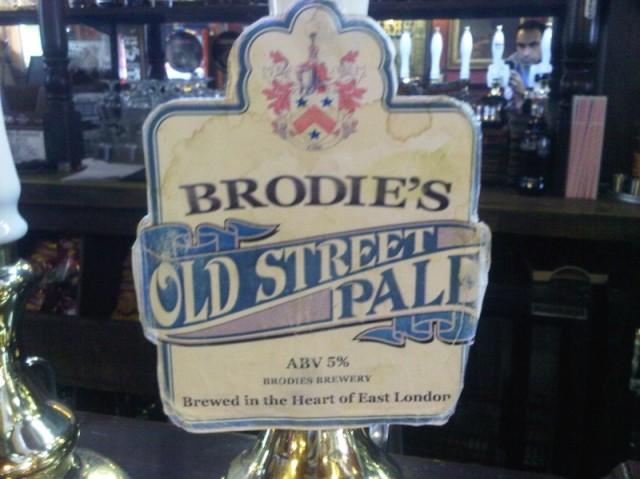 Brodie's Old Street Pale
