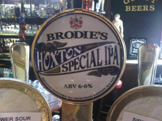 Brodie's Hoxton Special IPA