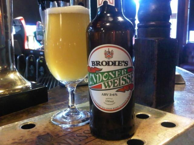 Brodie's Londoners Weisse American Wheat