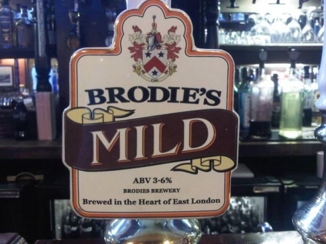 Brodie's Mild
