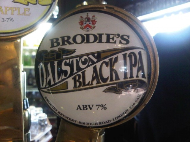 Brodie's Dalston Black IPA